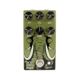 Walrus Audio Ages Overdrive Guitar Effects Pedal