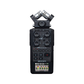 ZOOM H6 Handy Recorder Basic Package
