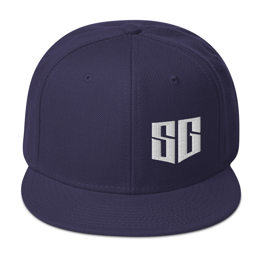SG Flat Brim Snap Back