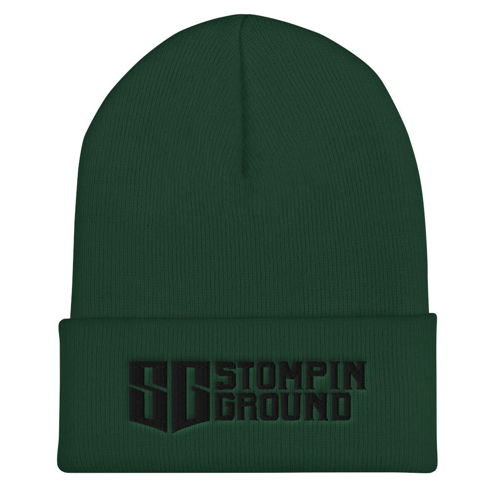 Stompin Ground Cuffed Beanie