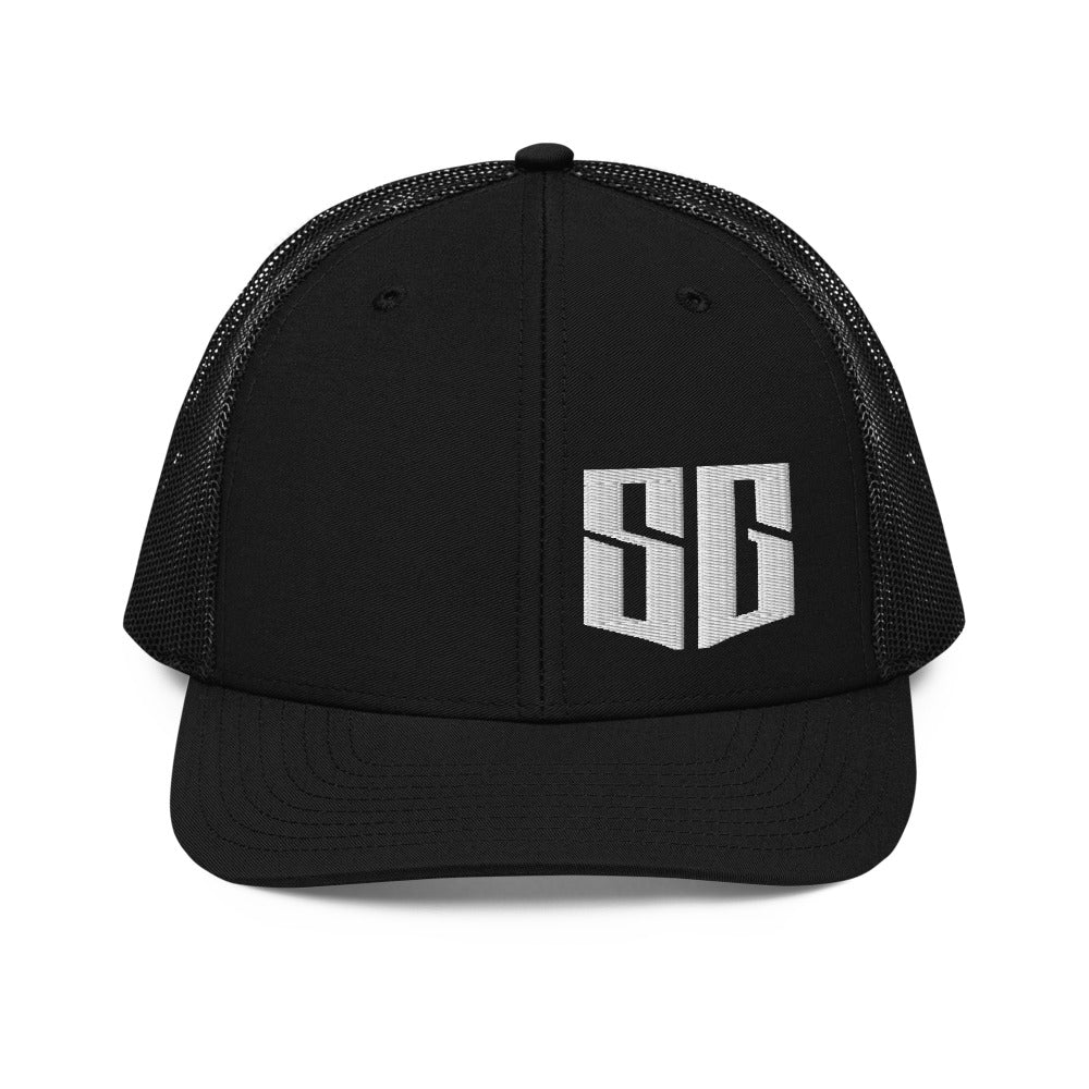 SG Worlds Best Trucker Cap