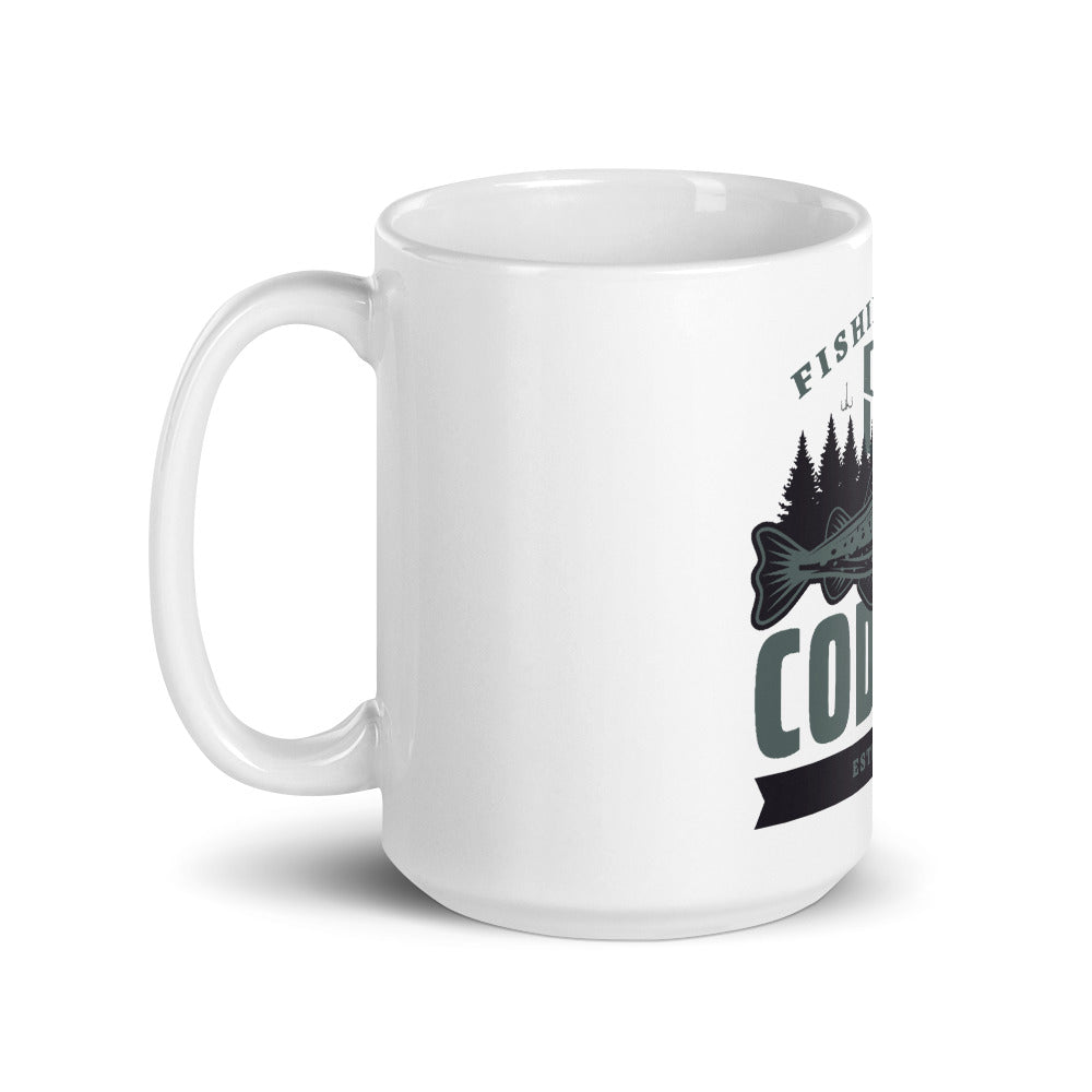 Codfish Fishing Club - Mug