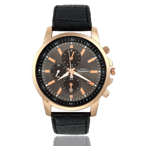 Suave's Fashion Geneva Watch for Men