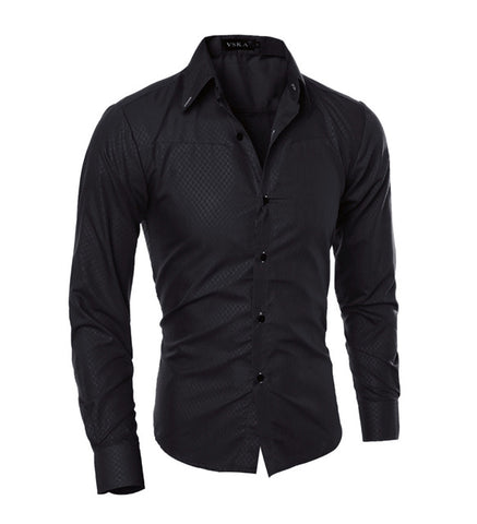 Suave Simple Dress Shirt