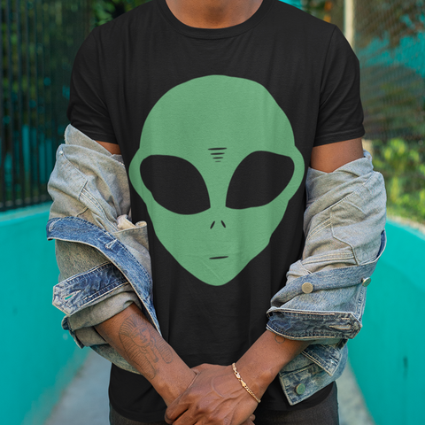 Alien Love Child <br>Unisex Crewneck T-Shirt