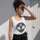 Alien Third Eye <br>Unisex Tank Top