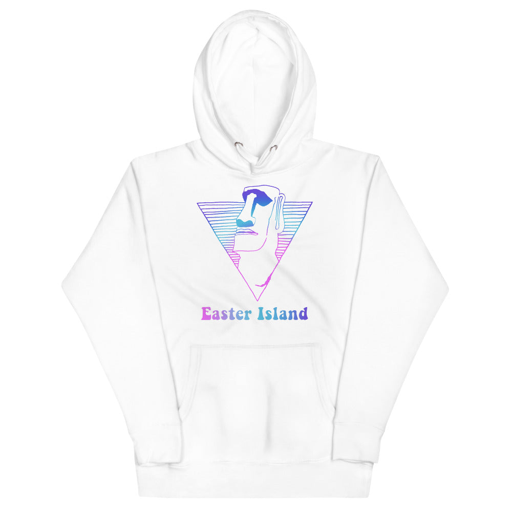 Easter Island <br>Unisex Pullover Hoodie