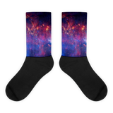 Milky Way Galaxy<br>Unisex Space Socks