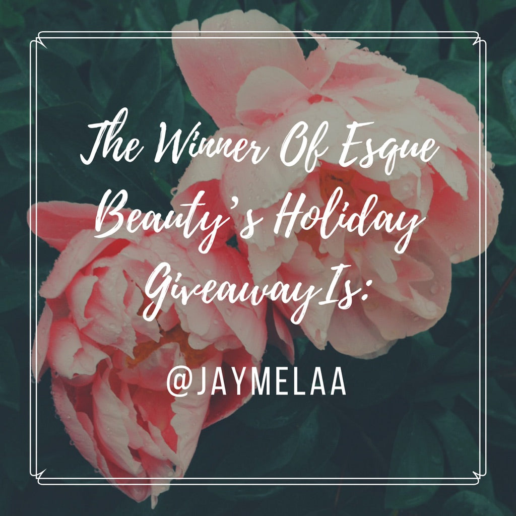 Beauty is Esque Makeup Giveaway