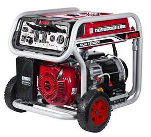 Keeping warm with portable generators