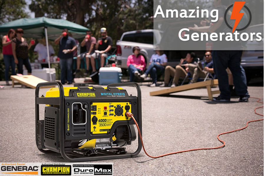 Champion Power Equipment 100302 | Generator Review