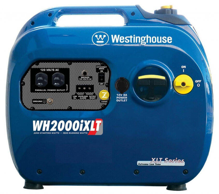 Best Overall Portable Generator For 2018 | The Westinghouse WH2000iXLT