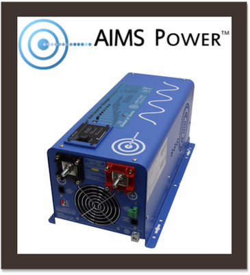 AIMS Power Inverters & Equipment