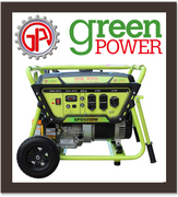 Green-Power America Equipment