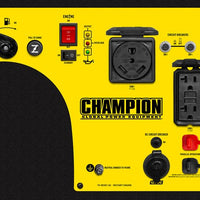 Champion 100158R  | 2800W  Portable Inverter Generator Bundle