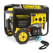Champion 46539  3,500W RV Ready Portable Generator with Wireless Remote Start