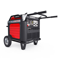 Honda EU7000iS 7000W Portable Inverter Generator | Free Shipping US