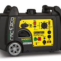 Champion 3400W Dual Fuel Inverter Generator-Free Shipping to Puerto Rico