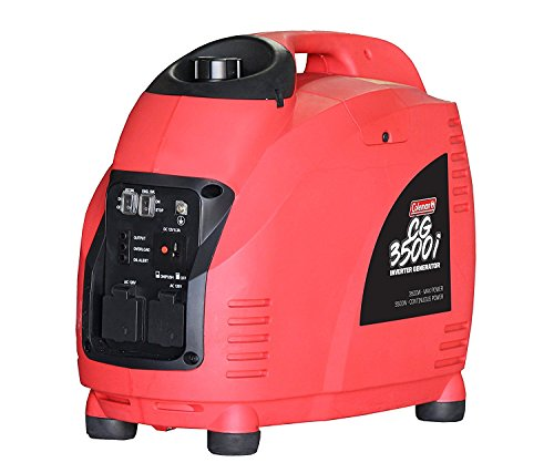 Coleman 3500W Portable Inverter Generator | Free Shipping to Puerto Rico