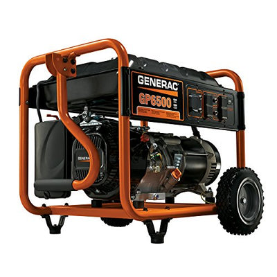 Generac 5946 | GP6500 Portable Generator - Free Shipping US