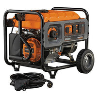 Generac 6674 | RS5500 Gas Powered Portable Generator