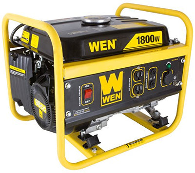 WEN 56180 | 1800W Portable Generator - Free Shipping to Puerto Rico
