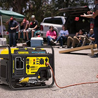 Champion 4000W Hybrid Portable Generator | Free Shipping to Puerto Rico