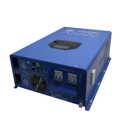 AIMS Power PICOGLF10KW48V240VS | 10000W 48 VDC Pure Sine Inverter Charger