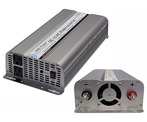 AIMS Power PWRB2500 | 2500 Watt Power Inverter 12 Volt