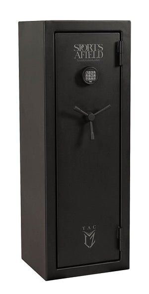 Sports Afield SA5520LZ | Tactical LZ Series 6-Gun Elock Gun Safe
