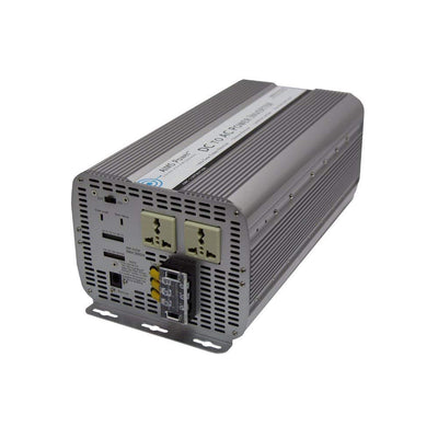 AIMS Power PWRINV5K24012W | 5000W 240Vac 60hz Power Inverter