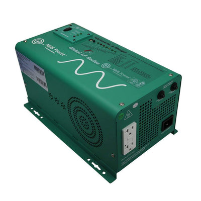 AIMS Power PICOGLF12W12V120AL | 1250W Green Pure Sine Inverter Charger