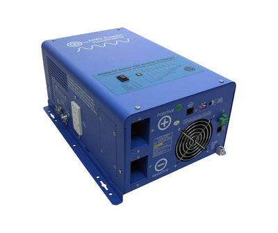 AIMS Power PICOGLF30W12V120V | 3000W Pure Sine Inverter Charger