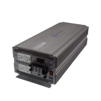 AIMS Power PWRIG500048120S | 5000W Pure Sine Power Inverter - Industrial Grade