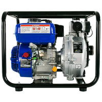"DuroMax XP702HP | 2"" High Pressure Water Pump - Free Shipping US"