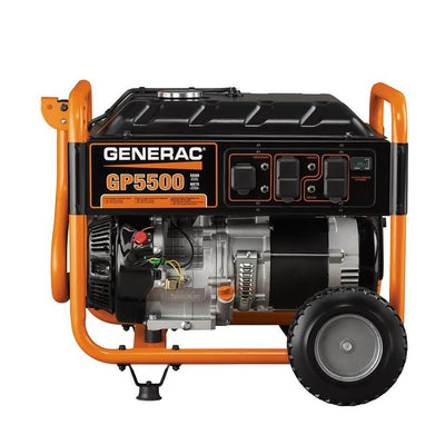 Generac 5945 | GP5500 Portable Generator - Free Shipping US