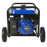 DuroMax XP5500EH Duel Fuel Portable Generator - Free Shipping US