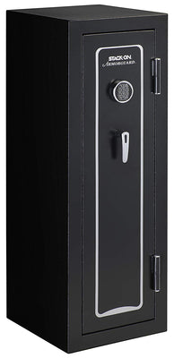 Stack-On A-24-MB-E-S Armorguard 24-Gun Safe with Electronic Lock