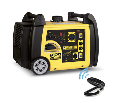 Champion 75537i | 3100W Portable Inverter Generator