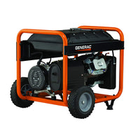 Generac 6515 | GP6500E Gas Powered Portable Generator with Cord
