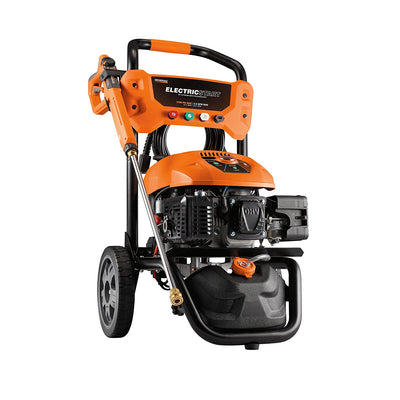 Generac 7132 | 3100 PSI E-Start Residential Pressure Washer