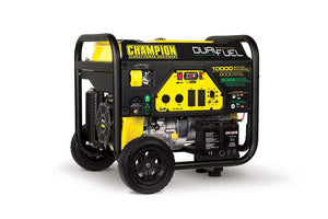 Champion 100297 | 8000W Dual Fuel Portable Generator