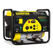 Champion 3500W Dual Fuel Portable Generator Free Shipping to Puerto Rico