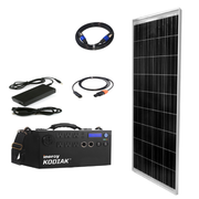 Kodiak Portable Solar Generator - Bronze Kit