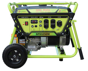 Green-Power America GPG5250W | 5250 Watts Portable Generator