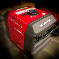 Honda EU3000iS | 3000W Inverter Generator Free Shipping to Puerto Rico