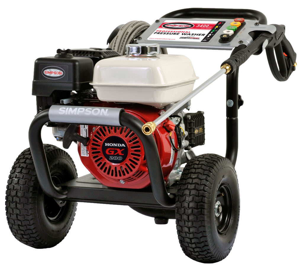 SIMPSON® PS3425-S | 3400 PSI Pressure Washer