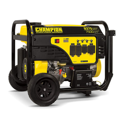 Champion 100538 | 7500 WattS Portable Generator