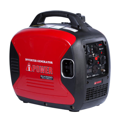 A-iPower SUA2000i | 2000W Portable Inverter Generator Free Shipping To Puerto Rico