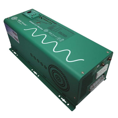 AIMS Power PICOGLF25W12V120AL | 2500W Green Pure Sine Inverter Charger